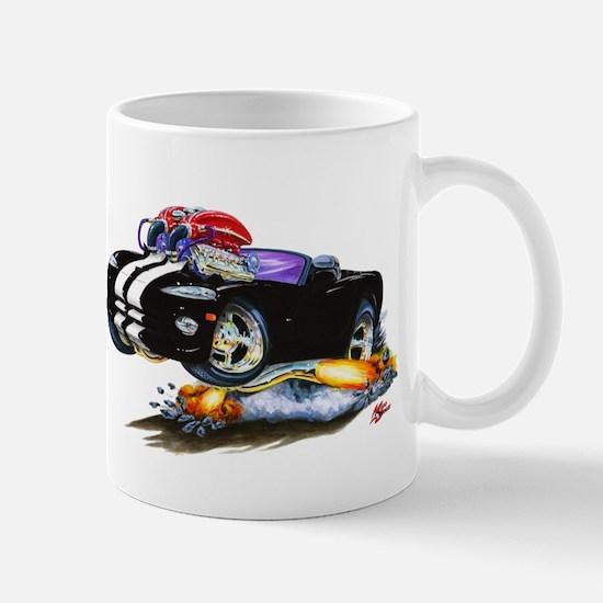 Viper Black/White Convertible Mug