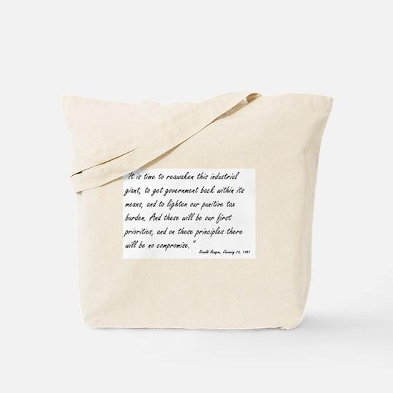 Unique Sean Tote Bag