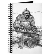Cute Sasquatch Journal