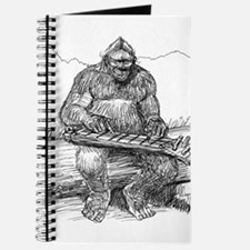 Sasquatch Journal - Big Thoughts Need Bigfoot!