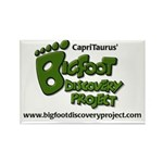 Bigfoot Discovery Project - Rectangle Magnets