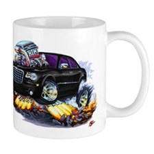 Chrysler 300 Black Car Mug