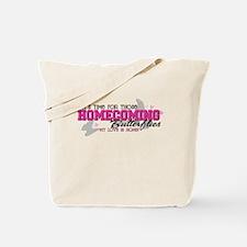 Homecoming Butterflies Tote Bag