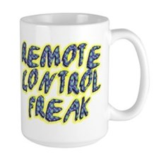 Remote Control Freak - Mug