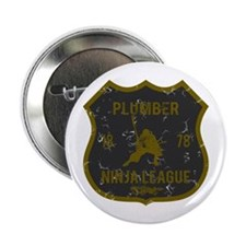 "Plumber Ninja League 2.25"" Button"