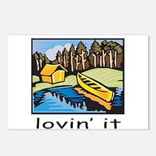 Lovin' It Postcards (Package of 8)