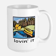 Lovin' It Large Mug
