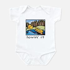 Lovin' It Infant Bodysuit