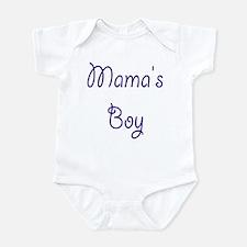 Mamas Boy Infant Bodysuit