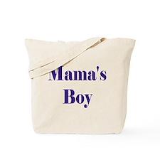 Mamas Boy Tote Bag