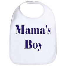 Mamas Boy Bib