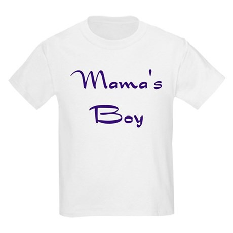 Mamas Boy Kids Light T-Shirt