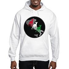Very Italian Greyhound Jumper Hoody