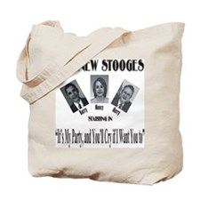 New Stooges: Party Tote Bag