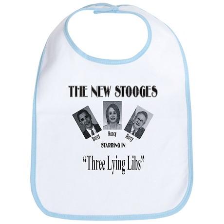 New Stooges: Lying Libs Bib