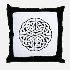 Celtic Knot 3 Throw Pillow