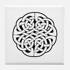 Celtic Knot 3 Tile Coaster