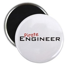 Pirate Engineer Magnet