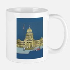 """Cupid at the Capital"" Mug"
