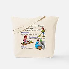 New Women's Work? Tote Bag