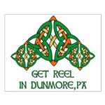 Get Reel In Dunmore Small Poster