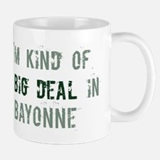 Big deal in Bayonne Mug