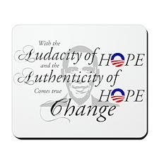 ...Comes True Change Mousepad