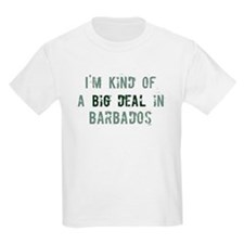 Big deal in Barbados T-Shirt