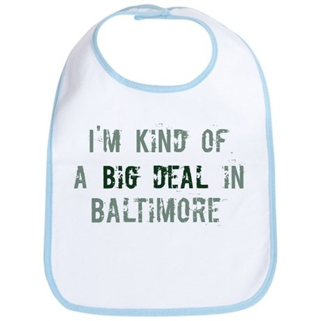 Big deal in Baltimore Bib