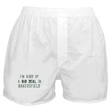 Big deal in Bakersfield Boxer Shorts