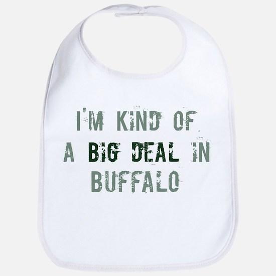 Big deal in Buffalo Bib