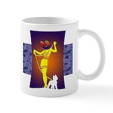 Westie Lady Mug