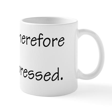 Depressed - Mug