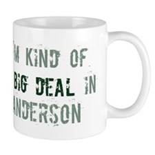 Big deal in Anderson Mug