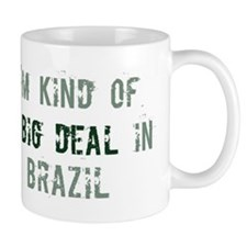 Big deal in Brazil Mug