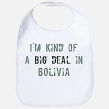 Big deal in Bolivia Bib