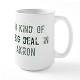 Akron Large Mugs (15 oz)