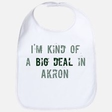 Big deal in Akron Bib