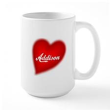 I love Addison Mug