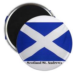 Scotland St Andrews Flag 2.25