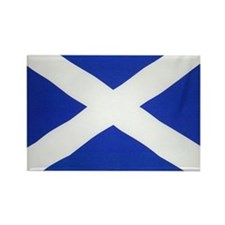 Scotland St Andrews Flag Rectangle Magnet