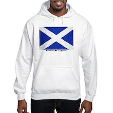 Scotland St Andrews Flag Hoodie