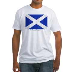 Scotland St Andrews Flag Shirt