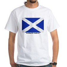 Scotland St Andrews Flag Shirt