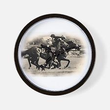 Racing Horse design Wall Clock