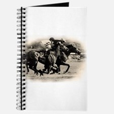 Racing Horse design Journal