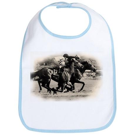 Racing Horse design Bib