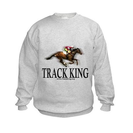 Track King Kids Sweatshirt