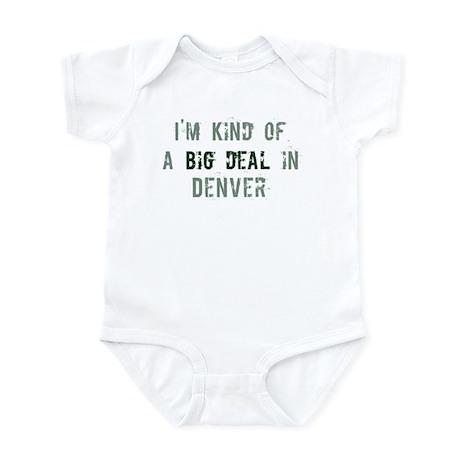 Big deal in Denver Infant Bodysuit