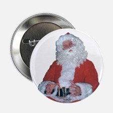 Jolly Santa Button